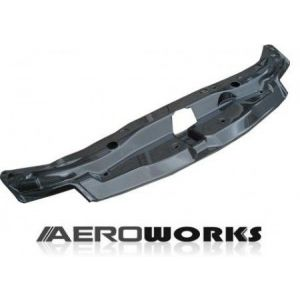 AeroworkS Radiator Koelingplaat Carbon Honda Civic-30634