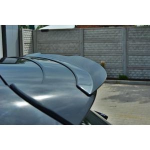 Maxton Achter Spoiler Verlengstuk Zwart ABS Plastic Seat Leon-77152
