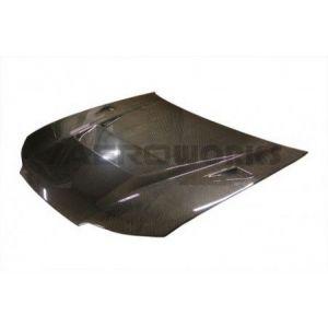 AeroworkS Motorkap NSM-2 Style Carbon Nissan S15-30618
