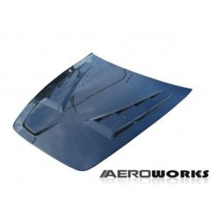 AeroworkS Motorkap Mugen Style Carbon Honda S2000-30615