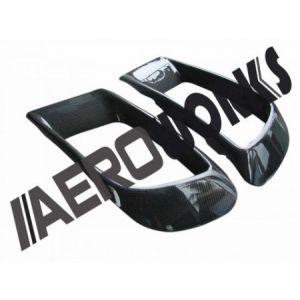 AeroworkS Voor Luchtinlaat Carbon Mitsubishi Lancer Evolution-30550