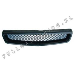 ABS Dynamics Grill Type R Style Zwart ABS Plastic Honda Civic Pre Facelift-30294