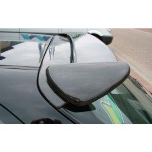 Full Carbon Achter Spoiler Type R Met Remlicht Carbon Honda Civic-37628