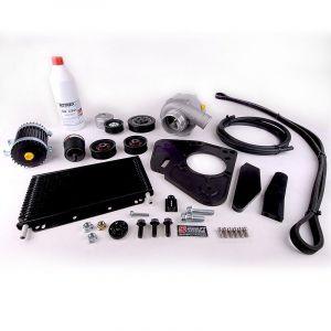 Kraftwerks Supercharger Kit C30-94 Honda Civic,CRX,Del Sol-57582