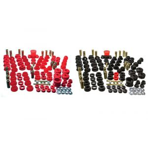 Energy Suspension Rubbers Hyper-Flex System Honda Civic,CRX-36901