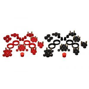 Energy Suspension Rubbers Hyper-Flex System Honda Prelude-36905