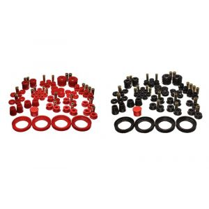 Energy Suspension Rubbers Hyper-Flex System Honda Prelude-36906