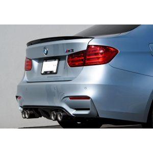 CarbonWorks Achter Diffuser Carbon BMW 3-serie,4-serie-64241