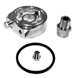 D1 Spec Adapterring Type 1 Voor Oliedruk en -temperatuur Sensor Aluminium-35426