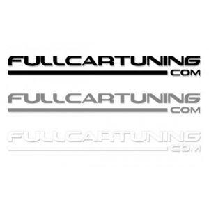 Fullcartuning Sticker 100cm-37150