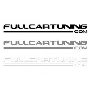 Fullcartuning Sticker 30cm-37156