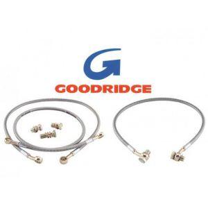 Goodridge Voor Remleidingen Roestvrij Staal Honda Accord-37250