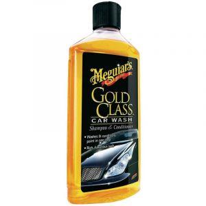 Meguiars Auto Shampoo Gold Class Shampoo & Conditioner 437ml-39044