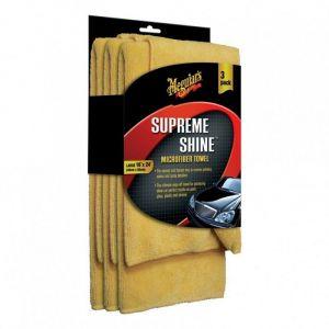 Meguiars Microvezel Supreme Shine-39086