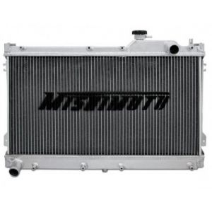 Mishimoto Radiateur Zilver Aluminium Mazda MX-5-39287