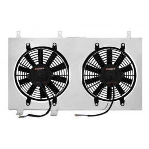 Mishimoto Ventilator Shroud met Slim Fan Aluminium Honda Integra-39324