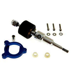 Vivid Short Shifter Gepolijst Aluminium Nissan 350Z-40780