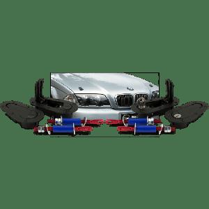 Aerocatch Motorkapsloten Met Slot ABS Plastic-50102