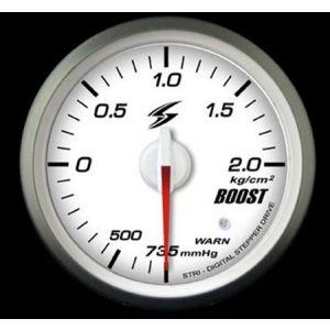 Stri Meter DSD Club Sport Wit 52mm Boost Druk Meter-41716