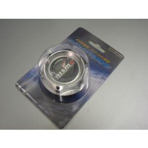 SK-Import Oliedop Nismo Style Zilver Aluminium Nissan 300 ZX,350Z,370Z-39591