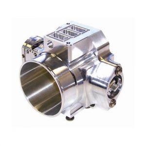 Blox Racing Gasklep Zilver 70mm Aluminium Honda Civic,Accord,Integra-44218