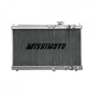 Mishimoto Radiateur Performance X line Zilver Aluminium Honda Integra-44809