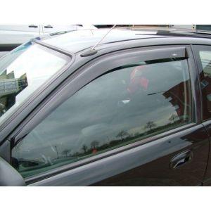 SK-Import Voor Zijwindscherm JDM Smoke Plastic Honda Civic-45699