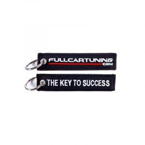 Fullcartuning Sleutelhanger JDM Style The Key to Succes Zwart-47227