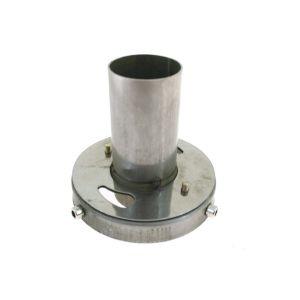 SK-Import Geluidsdemper 110mm Roestvrij Staal-56398