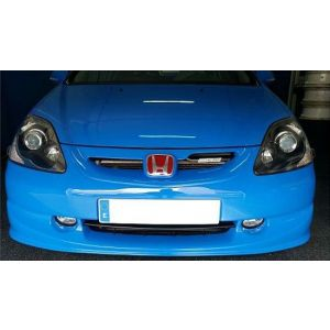 SK-Import Grill Mugen Style Polyester Honda Civic Facelift-57679