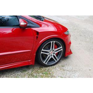 SK-Import Voor Scherm Mugen Polyester Honda Civic-57695