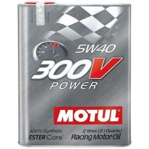 Motul Motorolie 300V Power 2 Liter 5W-40 100 Synthetisch-58898