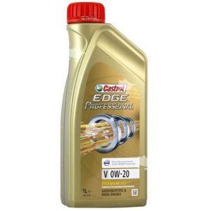 Castrol Motorolie Edge 1 Liter 0W-20-60822