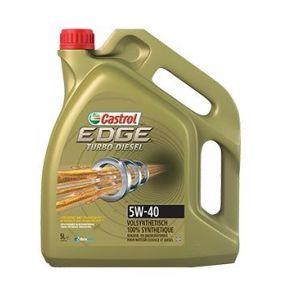 Castrol Motorolie Edge 5 Liter 5W-40-60828