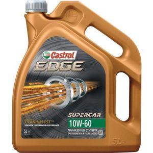 Castrol Motorolie Edge Supercar 5 Liter 10W-60-60829