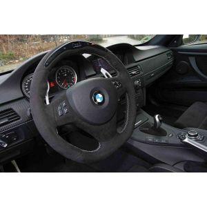 D1 Spec Verlengde Paddles Gun Metal Aluminium BMW 3-serie-62668