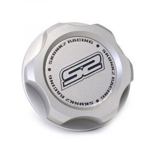 Skunk2 Oliedop Zilver Aluminium Honda Civic,CRX,Del Sol-57210