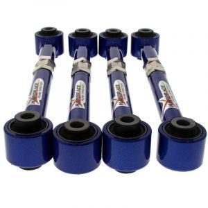 Hardrace Achter Toespoor Kit Verstelbaar Blauw Honda Accord-62745