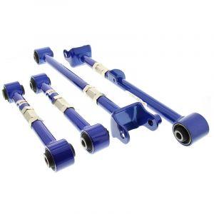 Hardrace Voor en Achter Camber Kit Blauw Honda Accord,Integra-62766