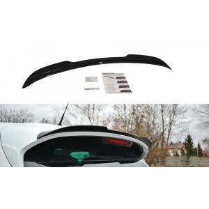 Maxton Achter Spoiler Verlengstuk Zwart ABS Plastic Renault Clio-77115