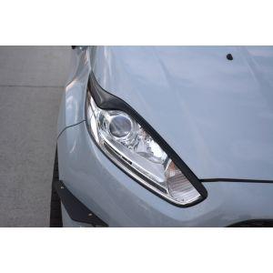 Maxton Voor Booskijkers V2 Zwart ABS Plastic Ford Fiesta Facelift-76976