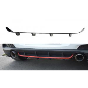 Maxton Achter Diffuser Zwart ABS Plastic Hyundai I30-77066