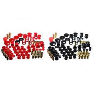 Energy Suspension Rubbers Hyper-Flex System Nissan S13-36899