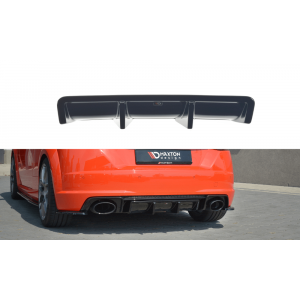 Maxton Achter Diffuser Zwart ABS Plastic Audi TT-76867