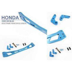 Hardrace Subframe Brace Blauw Honda Civic-64457
