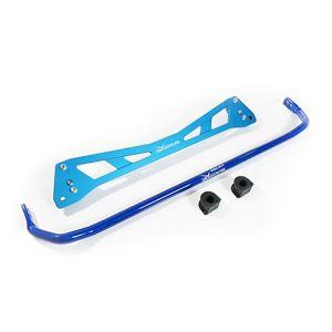 Hardrace Achter Subframe Brace Blauw 25.4mm Roestvrij Staal Honda Civic,Del Sol-66550