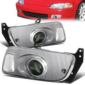 SK-Import Mistlampen Smoke Glas Honda Civic-79481