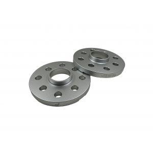 JR-Wheels Spoorverbreders JRWS2 Zilver Aluminium-76726