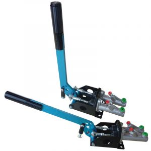 QSP Handrem Kit Double Aluminium-53238
