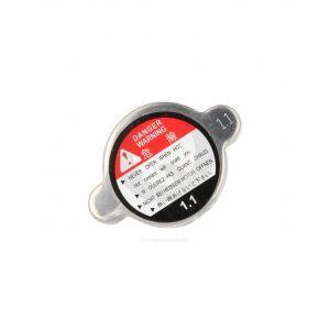 QSP Radiateurdop 32mm Aluminium-80242
